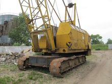 1990 RDK 250-3 crawler crane