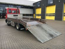 2010 IVECO 120E25 car transport