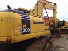 2006 KOMATSU PC 200-7 tracked e