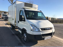 2010 IVECO 35C15 refrigerated t
