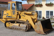 1989 CATERPILLAR 963 bulldozer