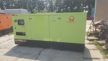 2011 PRAMAC GSW 178D generator