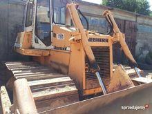 1989 LIEBHERR 722M bulldozer