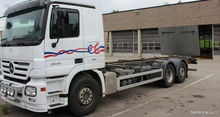 2007 MERCEDES-BENZ 2546 chassis