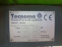 2008 TECNOMA trailed sprayer