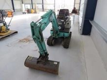 2010 IHI 7J mini digger by auct