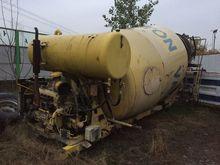 2000 CIFA RY1100 concrete mixer