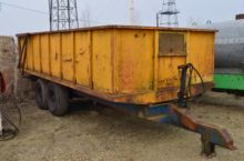 1998 IFOR Williams 10T tipper t