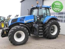 2012 HOLLAND T 8.390 Ultra Comm