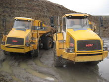 2006 MOXY MT31 articulated dump