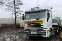 2001 IVECO Cursor tractor unit