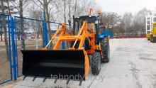 AMKODOR 702EA-01 backhoe loader