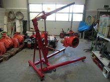 NR 3371 Werkplaatskraan 2 ton m