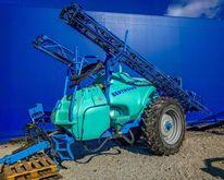 2011 BERTHOUD traker 32 mounted