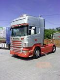 2010 SCANIA R480 tractor unit