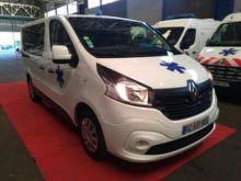 2015 RENAULT Trafic ambulance