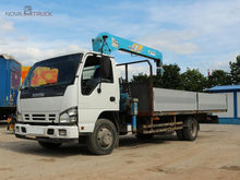 Used 2008 ISUZU 4755