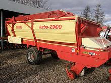 KRONE 2900 Turbo Pricep-podbors
