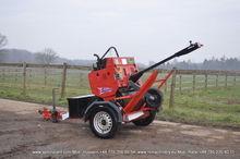 2007 TEREX MBR71 towed roller