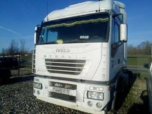 2003 IVECO STRALIS 430 tractor
