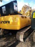 2013 HYUNDAI R220 tracked excav