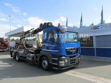 2012 MAN TGS 26.360 cable syste