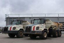 2007 TEREX TA 30 - 2 units arti