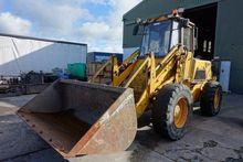 JCB 410 WHEELED LOADER wheel lo