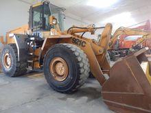 2000 CASE 921 C wheel loader