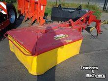 Agrostroj ZTR 165 mower