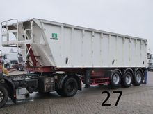 2002 BENALU tipper semi-trailer