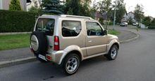 2008 Suzuki Jimny passenger van