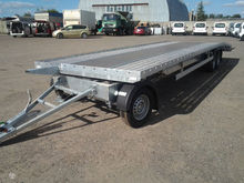 2015 WEBER ST3500, trailer and