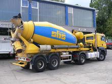 2005 MAN tractor unit + concret