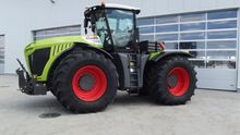 Used 2014 CLAAS XERI