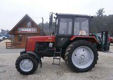 2012 MTZ 820 wheeled tractor