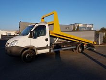 2008 IVECO Daily 65C18 tow truc