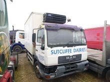 2006 MAN LE8.150 refrigerated t