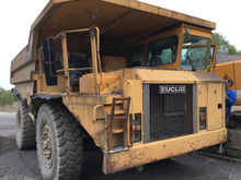 2002 EUCLID EH 650 SKW Tamber h