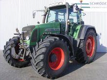 2004 FENDT 818 Vario TMS wheel