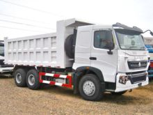 2017 HOWO T7H dump truck
