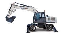 2016 TVEKS WX200 wheel excavato