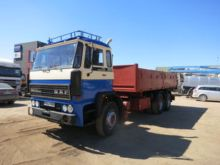 Used 1986 DAF 2500 f