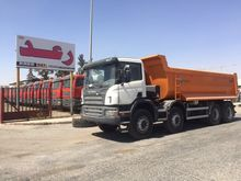 Used SCANIA P380 dum