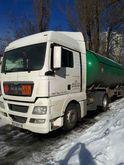 2008 MAN TGX18.400 gas truck