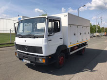 1993 MERCEDES-BENZ 809D ICE CRE