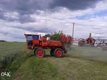 1996 Self-propelled sprayer