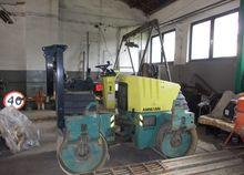 2011 AMMANN AV33 road roller