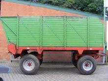 1985 HAWE SLW 20 grain truck tr
