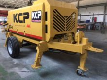 2017 KCP KTP 90D stationary con